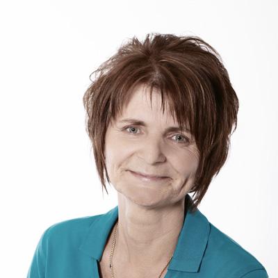 Hemmer Ingrid, Raumstylistin bei Schilling Therapiezentrum in Stallhofen