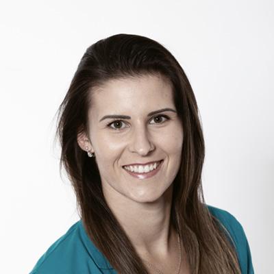 Eva Hevesiova arbeitet als Physiotherapeutin bei Schilling Therapiezentrum in Stallhofen