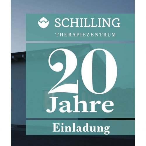 20 Jahr Titelfoto vom Schilling Therapiezentrum in Stallhofen