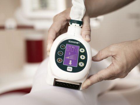 icoone Laserbehandlung neu im Schilling Therapiezentrum Stallhofen