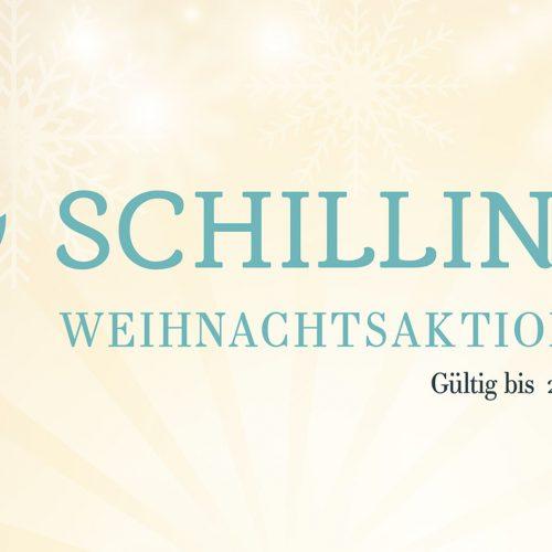 Weihnachtsaktion jetzt im Schilling Therapiezentrum, Gesundheit, Wohlfühlen, Schönheit, jetzt gültig bis 24.12.2018