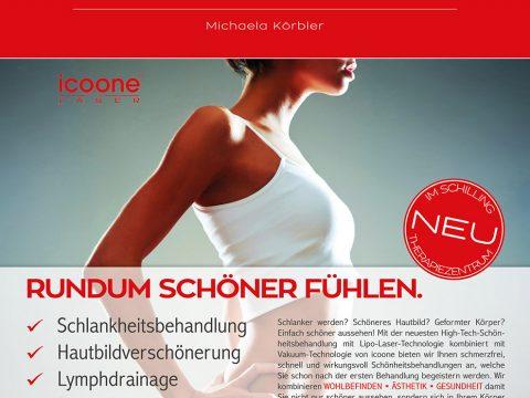 ÄsthetikLounge by Michaela Körbler im Schilling Therapiezentrum Stallhofen, Graz-Umgebung, Schlankheitsbehandlungen, Hautbildverschönerungen, Lympdrainagen, Fettreduktionen, Body forming
