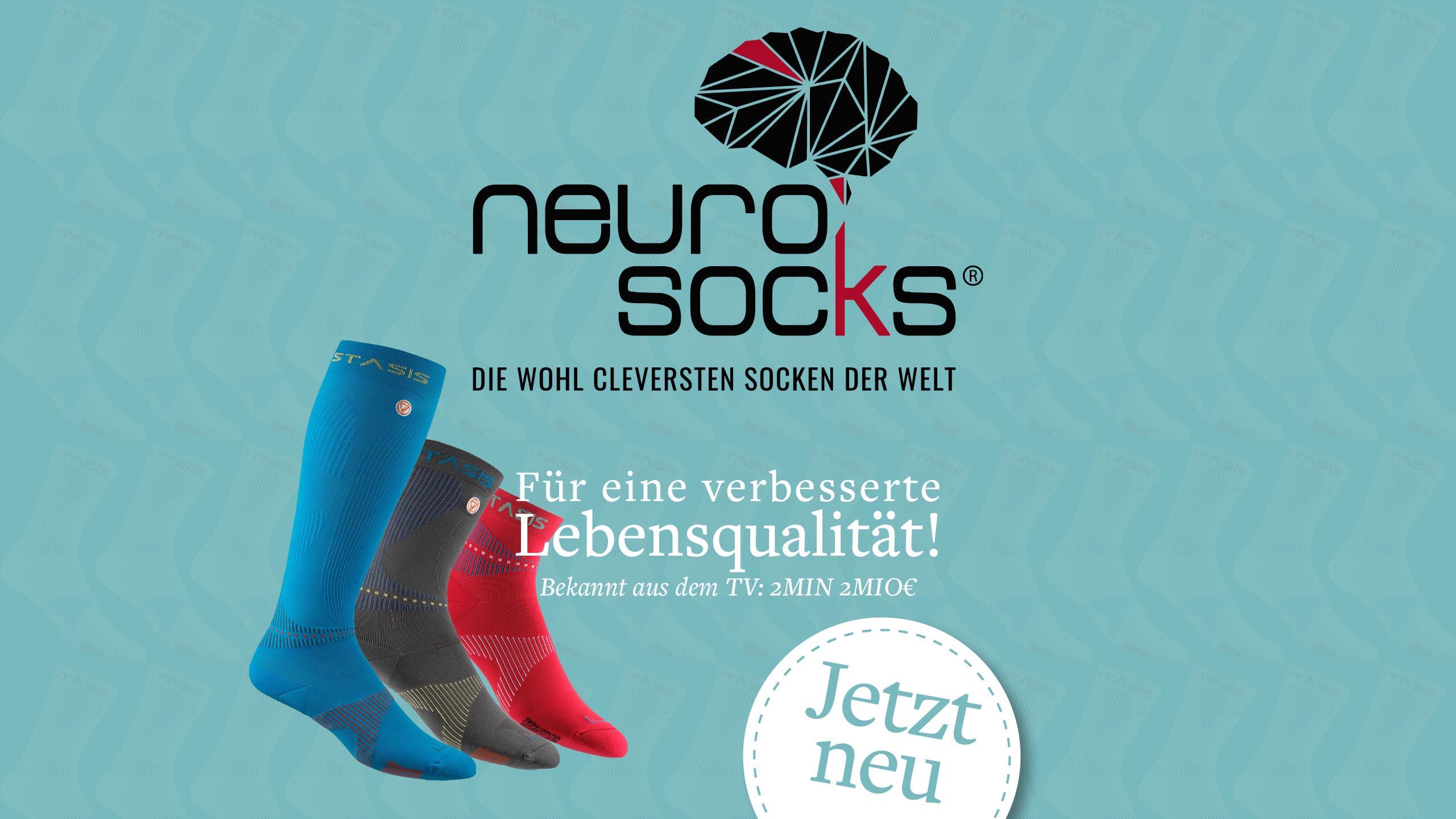 Neurosocks jetzt bei Schilling-Therapiezentrum, Stallhofen, Voitsberg erhältlich