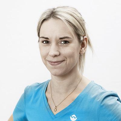Corina Seufzer, Assistentin der GF bei Schilling Therapiezentrum Stallhofen, Voitsberg