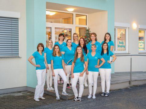 Schilling-Therapiezentrum Stallhofen, Voitsberg, Lipizzanerheimat, Professionelles Team für Massagen, Physiotherapie, Kosmetik, Fußpflege